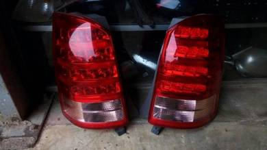 Toyota WISH nfl rear lamp