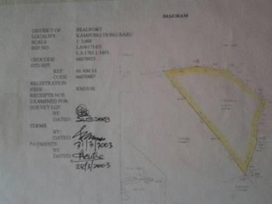 Tanah di Topokon Tuaran NT 2.111ekar