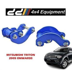 Triton L200 JS Racing Double Shackle 4x4 4wd