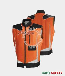 Polyester Oxford Fabric safety vest Jacket