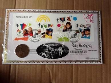 Centenary Girl Guiding-UK