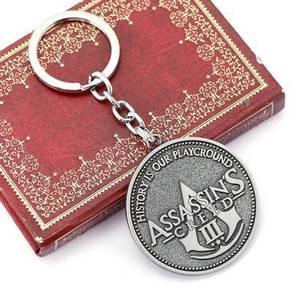 Ubisoft Assassin creed amulet keychain