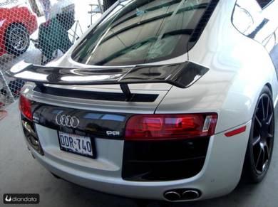 Audi R8 PPI Razor Style Rear Spoiler