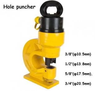 Hydraulic Hole Punch Tool