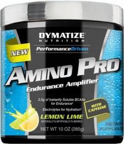 Dymatize Amino Pro Amino+BCAA+Energy tenaga
