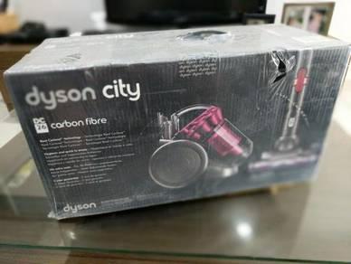 WTS DYSON DC26 Carbon fibre vacuum cleaner