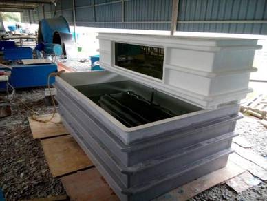Stack-able Fish Tank ( Fiberglass )