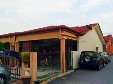 FREEHOLD End Lot Single Storey Terrace Taman Pelangi Semenyih
