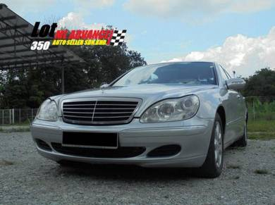 Used Mercedes Benz S350L for sale