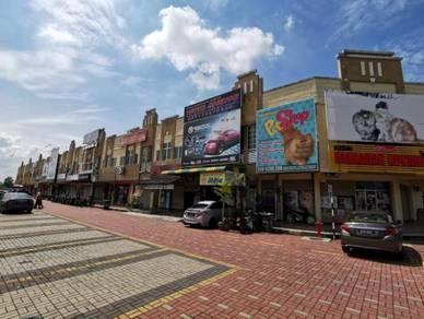 2 Storey Shoplot Facing Mainroad Pendang Square