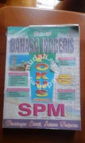 Bahasa Inggeris Fokus Jingga SPM