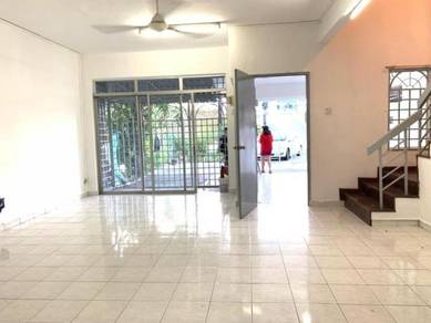 Taman Megah Ria, FULL LOAN, Jalan Kempas, 2 Storey, Renovated, Masai