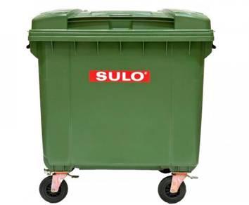 SULO MGB 660 Liter Germany Tong Sampah