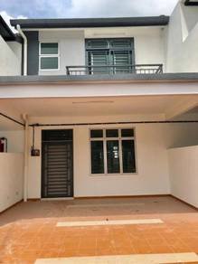 Double Storey Terrace For Sales good conditions
