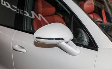 Porsche Macan 95B Sport Design Side Mirror Set