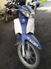 Yamaha Lagenda 110-cawangan kamunting