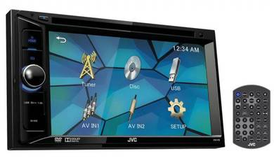 Jvc kw-v12 player dvd usb radio touch screen tca