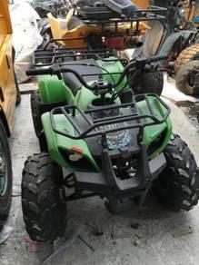 ATV 125cc new motor second -hand 2018
