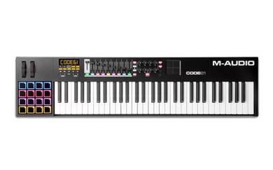 M-audio Code 61 - 61-Key Keyboard