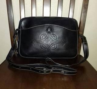 Shoulder Bag Leather Benelli