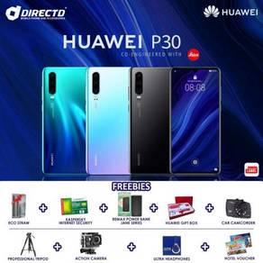 HUAWEI P30 (8GB|128GB) PROMO + Percuma 9 HADIOH