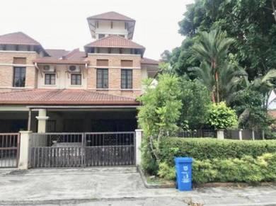 BELOW BANK VALUE. CORNER LOT. BERBALOI. Bandar Nusa Rhu, U10