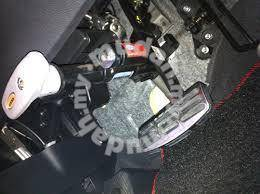 New perodua bezza auto locktech oem fitting
