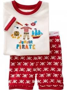 (BG 0014) Baby Gap Kid Pyjamas Junior Pirate
