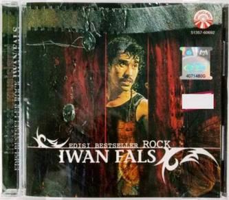 CD Iwan Fals Edisi Bestseller Rock