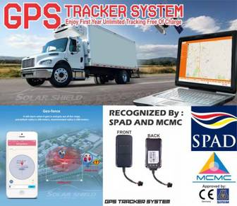 GPS Tracking System GPS Tracker Approve By SPAD