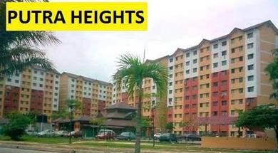 Rumah Pangsa - PUTRA HEIGHTS