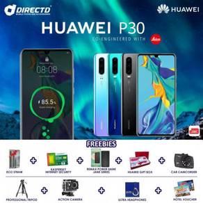 HUAWEI P30 (8GB/128GB) Promosi + 9 HADIOH