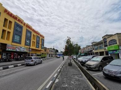 2 COMBINING Shops Facing PASARAYA K CERIA Pendang Square Town Area