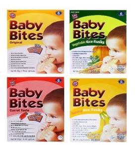 BABY BITES Baby Biscuit Baby Food Biskut Baby