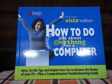 How To Do just about on a computer