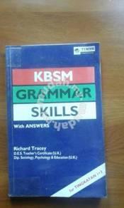 KBSM Grammar Skills wth answers