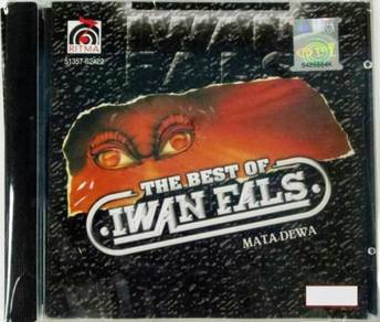 CD Iwan Fals The Best Of Mata Dewa