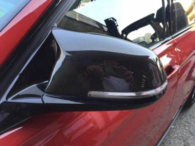 BMW F30 F32 M3 M4 Carbon Side Mirror Replacement