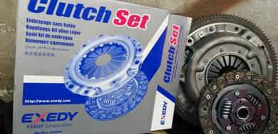 Clutch Set Proton Mitsubishi