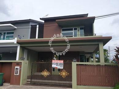 For Sale - Villa Tropicana Semi Detached Double Storey Penampang