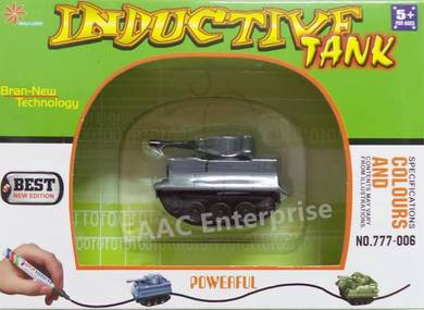Induction Magic Tank Brand new Technolgy Funny Toy