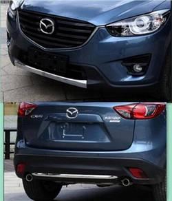 Mazda Cx5 cx-5 2017 bumper trim cover chrome