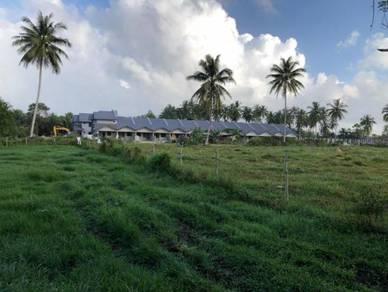 Lot Tanah Comel di Lubok Tembesu dkt Gong Kulim -ECRL