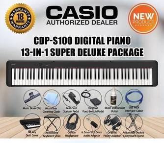 CASIO CDPS100 Super Deluxe Package Digital Piano