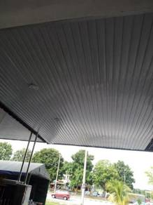 Ceiling awning