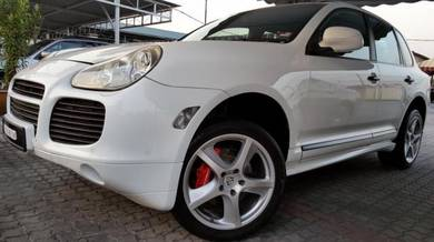 Used Porsche Cayenne Turbo S for sale