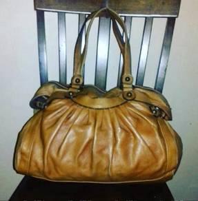 Tote Bag Leather En So En (Korea)