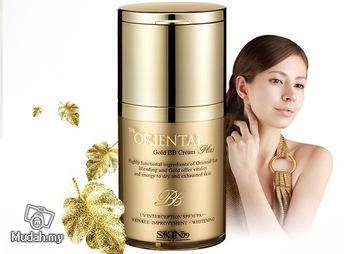 SK79 top Oriental Gold BB Cream 40g with lip glos