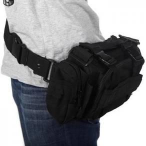 Military Tactical Shoulder Waist Pouch Sling Bag