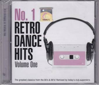 IMPORTED CD No.1 Retro Dance Hits Vol.1